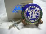 JAF Metal Badge (40th Anniversary)
