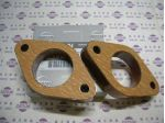SU Twin Carburetor Insulators (Genuine/Datsun 510)