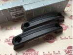 Door Pull Handles Black (Genuine/B110 Datsun 1200 Ute)