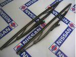 Wiper Blades Black 380mm (Genuine/Datsun 1200 Ute Late Models)