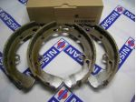 Rear Brake Shoe Kit (Genuine/B10 B110 Datsun 1200 Ute-Eraly model)