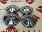 Road Wheel Center Caps (Genuine/B110 Datsun 1200 Ute/4 Caps)