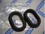 Hood Hinge Seal Rubbers (Genuine/B110 Datsun 1200 Ute)