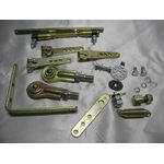 REDLINE ROUND Single Intake Manifold Linkage Kit