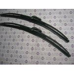 Wiper Blades Black 380mm (Genuine/B110 Datsun 1200 Ute)