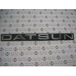 DATSUN Fender Badge (Genuine/Datsun Truck)