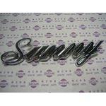 Sunny Quarter Badge (Genuine/B110 & Datsun 1200 Ute)