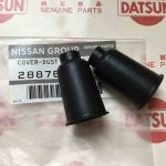 Wiper Pivot Dust Covers (Genuine/B110 Datsun 1200 Ute)