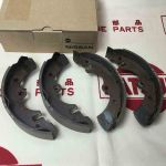 Rear Brake Shoe Kit (Genuine/Datsun 1200 Ute-Late models)