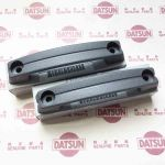 Door Pull Handles Gray (Genuine/B110 Datsun 1200 Ute)
