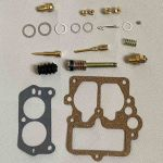 Single Carburetor Repair Gasket Kit (B110/DCG306)