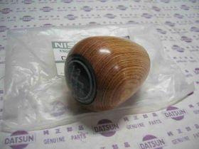 Wood Shift Knob (Genuine/4 Speed)
