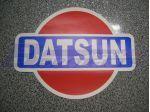 DATSUN Logo Decal (Sticker)