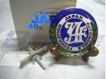 JAF Metal Badge (40th Anniversary)