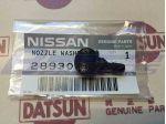 Washer Nozzle Black (Genuine/B110 Datsun 1200 Ute)