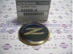 Z32 Black & Gold Hood TOP Badge (Genuine/300ZX Fairlady-Z)