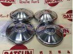 Road Wheel Center Caps (Genuine/B110 Datsun 1200 Ute/4 Caps)
