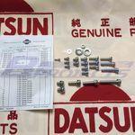 ECC Single Carburetor Screw Kit (Genuine/Vanette 1200/1500/DATSUN 1200 Ute Late 89~)