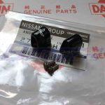 Heater Control Lever Knobs (Genuine/B110 Datsun 1200 Ute)