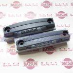 Door Pull Handles Gray (Genuine/B110 Datsun 1200 Ute)