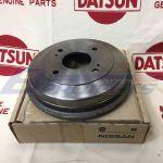 Rear Brake Drum (Genuine/B10 B110 Datsun 1200 Ute)