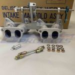 GX Oval Port Intake Manifold