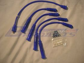 ULTRA Blue Point Silicon Wires (Late A series engines/Iridium Plugs)