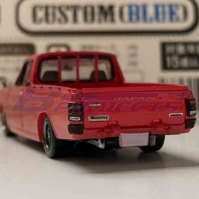 1/64 Datsun 12000 Ute Late Sunny Truck (GB122/Red/Stock Factory Style)