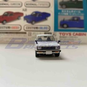 1/64 Datsun 12000 Ute Late Sunny Truck (GB122/White/Stock Factory Style)
