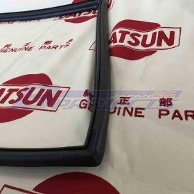 Front Windshield Weatherstri (Genuine/B110 Datsun 1200 Ute)